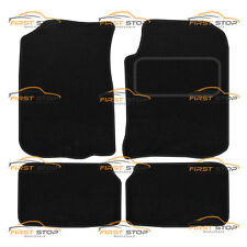 ROVER 75 FULLY TAILORED CLASSIC CAR FLOOR MATS BLACK