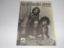 Far East Records - Catalogue 105 1995 Japan Bootlegs Jimi Hendrix cover