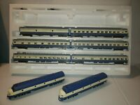 AS IS Rivarossi: American Orient Express LOCOMOTIVE CASINGS HAVE ISSUES AS IS