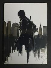 Brand New PS4 Tom Clancy The Division Limited Steel Box Steelbook Rare No Game