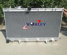 Aluminum Radiator for 52mm SUBARU IMPREZA 2.0 TURBO WRX/STI 2000-2002 GDB Manual