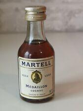 Mignonnette Cognac Martell Médaillon Vsop 3cl
