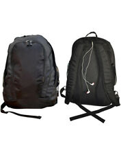 Black B5000 Executive Backpack - Advanced Features