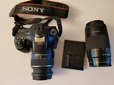 Sony A57 (photo + video) + 18-55 / 75-300mm