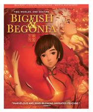 Big Fish & Begonia (Blu-ray + Dvd + Digital) w/ Slipcover Factory Sealed New