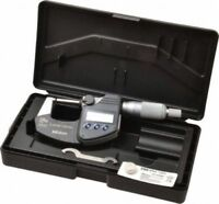 "Mitutoyo 293-340 Digital Digimatic Coolant Proof Micrometer 0-1""- 0-25.4mm"