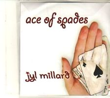 (DU225) Jyl Millard, Ace Of Spades - 2009 DJ CD