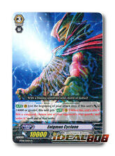Cardfight Vanguard  x 4 Enigman Cyclone - BT08/021EN - R Pack Fresh Mint