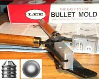 Lee 2-Cavity Combo Mold 45 Cal. 200 Grain & (440 Diameter) Round Ball #90405