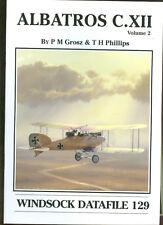 WINDSOCK  DATAFILE #   129. Albatros C.XII Volume 2