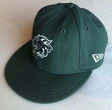RARE VINTAGE Charlotte Knights MILB New Era 59FIFTY Hat 100% WOOL MADE IN U.S.A.