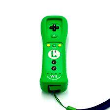 Nintendo Wii U Remote Plus Luigi Edition (2312166) Motion Controller mit Schutz
