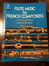 Flute Music By French Composers For Flite And Piano