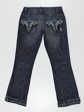 Antik Denim Damen Bootcut Jeans Größe 30w Reg 31leg (W4093)