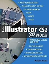 Adobe Illustrator CS2 @work: Projects You Can Use on the Job (At Work)-ExLibrary