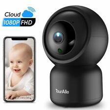 Pet Camera - 1080P Home Security Camera Baby Camera w/ 360°Pan&Tilt