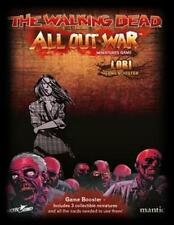 THE WALKING DEAD ALL OUT WAR - LORI GAME BOOSTER -  MANTIC - 1ST CLASS NEXT DAY