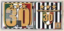 Cd JUVENTUS La compilation dei campioni 30 Scudetto 2012 + ADESIVO Calcio Inno