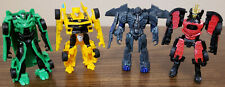 Transformers The Last Knight Legion Class Lot of Four! Complete w/ Instructions!