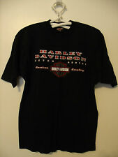 Harley-Davidson Motorcycles T- Shirt Size: M  (DUBUQUE,IOWA)