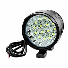 96W 16x CREE XM-L2 LED Motorcycle Boat Spot Driving Headlight Fog Light Lamp