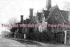 BK 407 - Wheeler Lane, Linton, Kent c1913 - 6x4 Photo