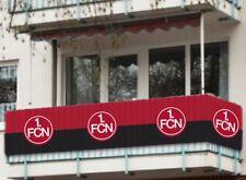 Balkonfahne Flagge 1. FC Nürnberg  - 90 x 500 cm