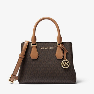 Michael Kors Sac à Main Marron à Epaule