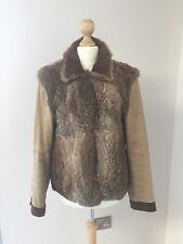 ETRO fur Jacket, Size IT 40/UK8