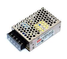 1x Switching Power Supply RS-25-48 48V 0.57A 25W AC100~240V 78x51x28mm Mean Well