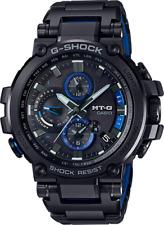 CASIO G-SHOCK MT-G Tough Solar Multi-Band 6 Atomic Sapphire WATCH MTGB1000BD-1A
