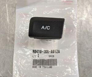 Genuine Honda Fit A/C Air Conditioner Switch 80410-TK6-A01ZA
