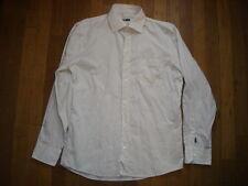 MEXX  chemise taille M coton et Lin tour de col 40 cm  TBE