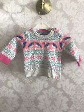 Baby Girls Joules Jumper Aged 3-6 Months