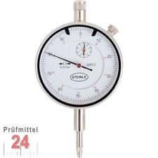 STEINLE Meßuhr Messuhr 0 - 10 / 0,01 mm mit Metallgeäuse und Toleranzmarken 3105