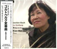 ZHU XIAO-MEI-JOHANN SEBASTIAN BACH: GOLDBERG VARIATIONS-JAPAN CD G50