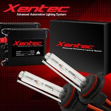 XENTEC 55W HID KIT SLIM Xenon H1 6000K Blue Beam Headlight Conversion Light