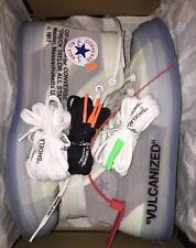 Converse x Off White Chuck Taylor 70 Virgil Size 9.5