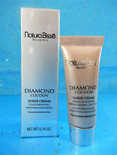 Natura Bisse Diamond Cocoon Sheer Cream Moisturizer Travel Size .16 oz / 5ml