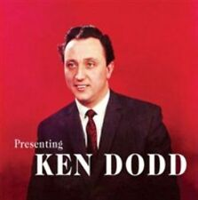 CD Presenting Ken Dodd I'm Always Chasing Rainbows Green Leaves of Summer Etc
