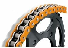 Orange Motorcycle Chains