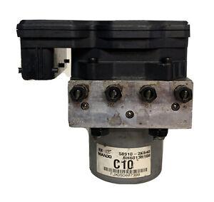 11 12 KIA Soul 2.0L ABS Anti-Lock Brake Pump Assembly Unit | 58910-2K640