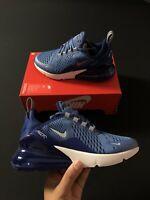 Nike Air Max 270 GS Indigo Storm (943346-402) Women's Size 6.5/ 5Y GS