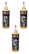 TPS TIRE SEALANT- BALANCING SYSTEM / FLAT FIX RideOn (3x8oz) For: Harley Honda
