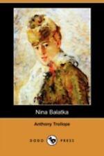 Nina Balatka (Dodo Press) (Paperback or Softback)