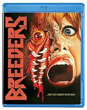 BREEDERS  (1986) - Region A  - BLU RAY - Sealed