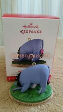Hallmark 2016 Not Much of a Tail Disney Winnie the Pooh Coll. Eeyore Ornament