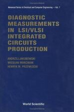 Diagnostic Measurements in Lsi/Vlsi Integrated Circuits Production (Ad-ExLibrary