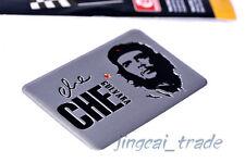 CHE GUEVARA Che Signature Aluminium Car Decal Badge Emblem Sticker for Auto SUV