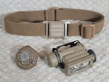 Streamlight Sidewinder Compact II Multi-LED IR Hands Free Flashlight - Coyote.